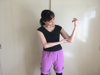 二の腕やせに効果バツグン! バレエダンサーが教える、二の腕すっきりエクササイズ