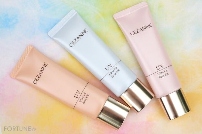 〈CEZANNE〉新作美容液下地『セザンヌ UVウルトラフィットベースEX』をレビュー!うるおうツヤ美肌を叶える、美容液のような化粧下地