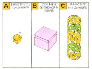 箱のイラスト