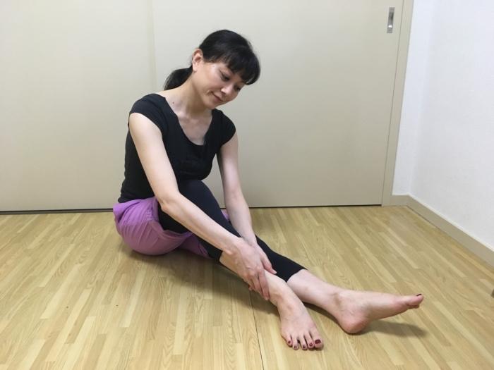 ゾウ足を撃退! バレエダンサーが教える、足首のむくみ解消エクササイズ