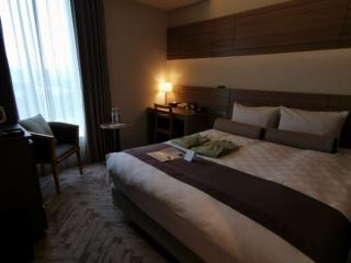 ホテルの部屋の写真