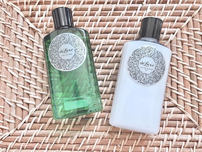 ドルックスの化粧水と乳液