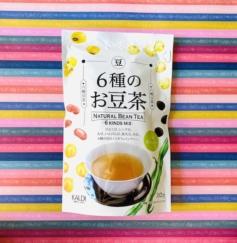 6種のお豆茶