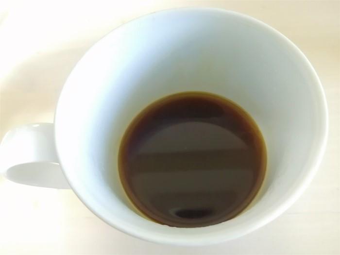 ブラックコーヒー画像