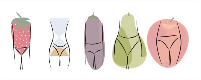 女性の下着の種類