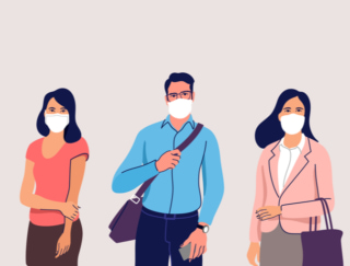 人との距離は1m以上、ゴーグルも有効! 研究で確認された新型コロナを防ぐためのポイント3つ
