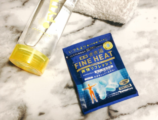湯上りに汗が止まらない! そんなときは「きき湯 ファインヒート 爽快リフレッシュ」 #Omezaトーク