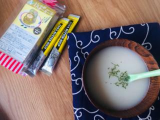 「北海道 じゃがバタースープ」