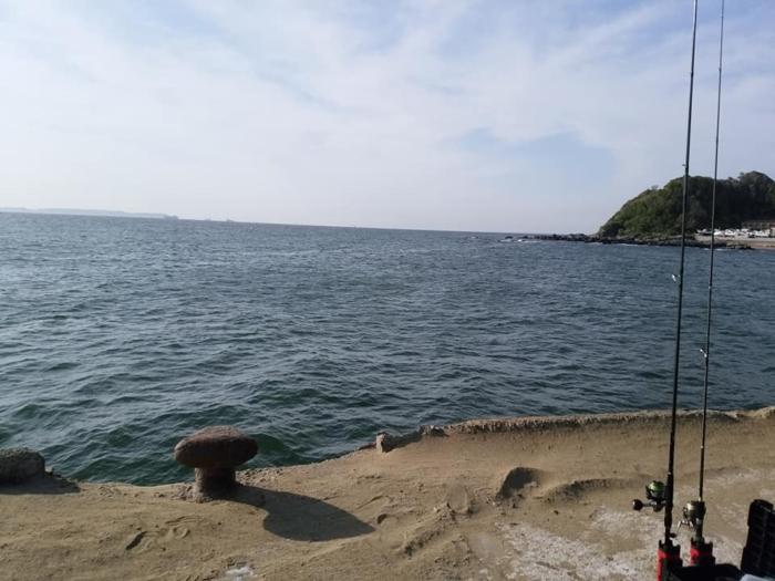とある千葉県の岸壁