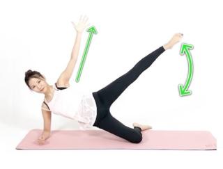 たるんだお尻を一気に引き上げる! プリっと上向きヒップを作るエクサ動画3選