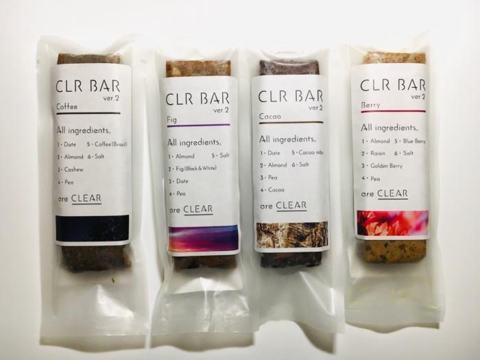 CLR BAR(クリアバー)
