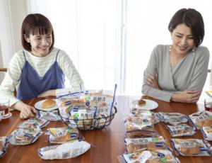 「糖質は気になるけれど、パンが大好き!」そんなわがママ女子にぴったりな低糖質パンレシピを発見!