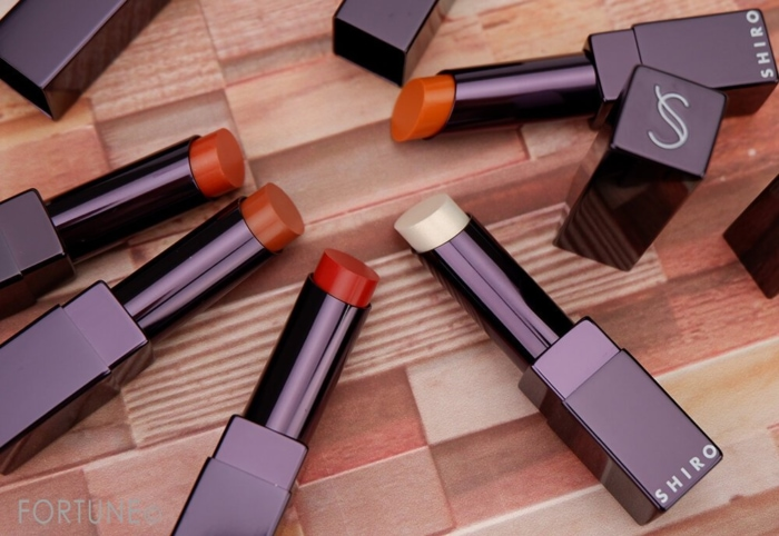 SHIRO(シロ) 2020秋冬新商品《ジンジャーリップスティックグロウ/ジンジャーリップカラープライマー》リップケア×メイクアップ効果で秋冬も美しい唇に