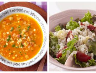 大麦・雑穀で満腹感をマシマシに♪ ダイエットにも腸活にも役立つ大麦・雑穀レシピ5選