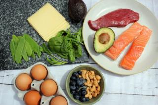 栄養価のある食材