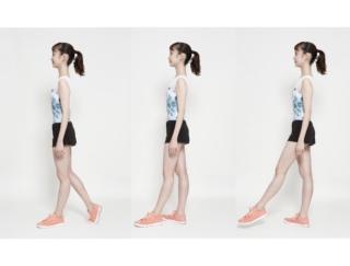 かかと体重®で歩くとスリムな脚に! 美脚大作戦vol.5 ~かかとに体重を乗せて歩く~