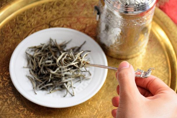 高級茶の茶葉