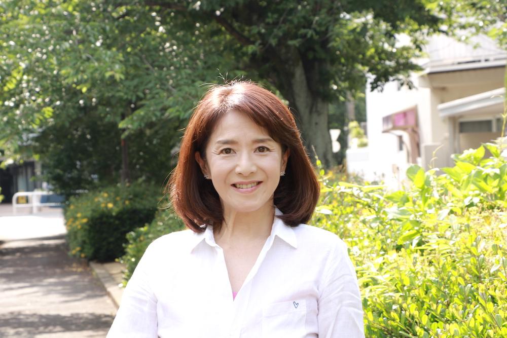 渡邊由美子さんの顔写真