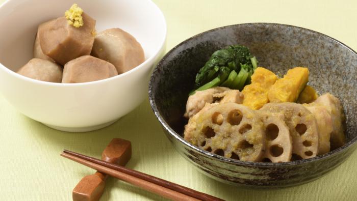[里芋の煮物レシピ]定番のおかずがひと手間でうまみアップ!