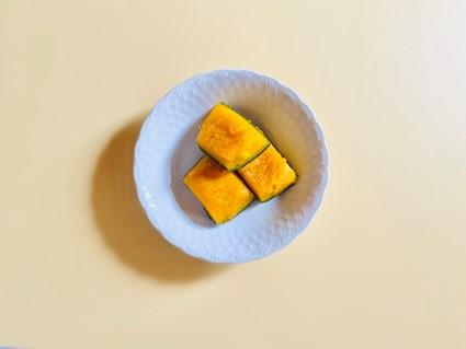 ビートオリゴ糖を使ったかぼちゃの煮物