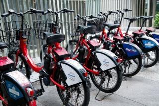 利用者急増!「シェアサイクル」を活用すると暮らしはどう便利になるのか?