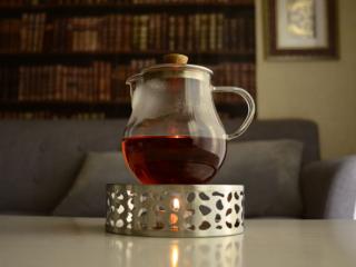 キャンドルの光に癒される! 最後までお茶が冷めない「ティーウォーマー」#Omezaトーク