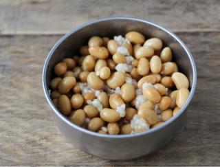 混ぜるだけの超シンプル副菜! 「大豆の塩麹漬け」 #今日の作り置き