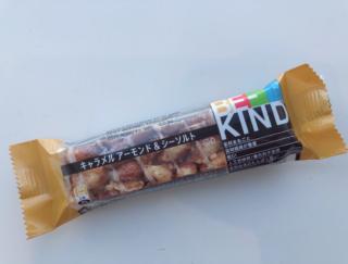 ナッツぎっしり! ダイエット中におすすめBE KINDバー #週末よもやま