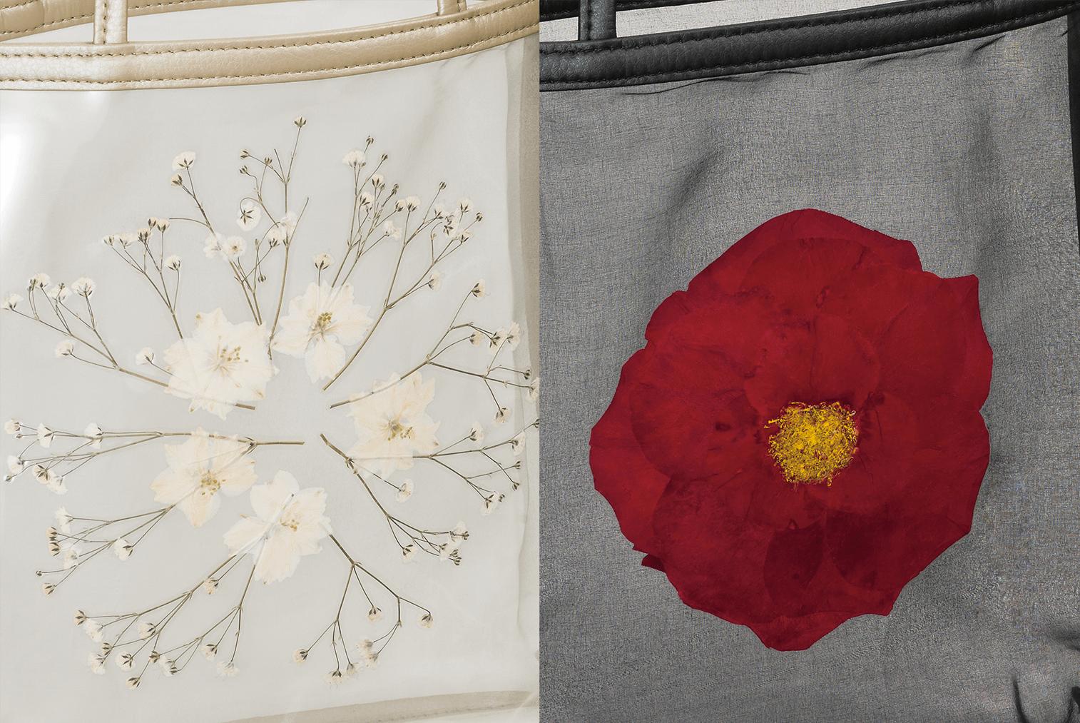 ハナキャンバスの花部分拡大画像