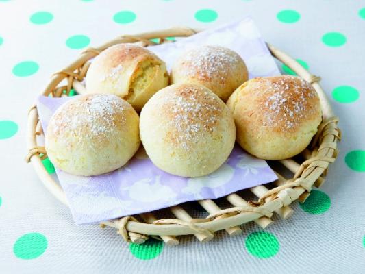 豆腐パン画像