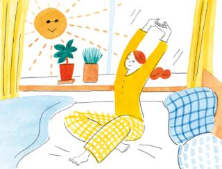 睡眠じょうずはキレイの近道! 睡眠の質を高める寝室環境の作り方