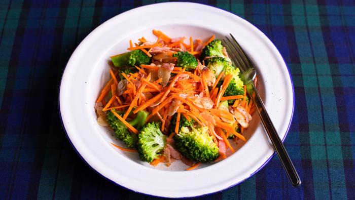 [ブロッコリーとにんじんのサラダ]料理家が教える絶品レシピ