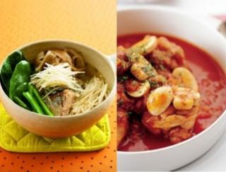 できるだけ買いものに行かずに作れそうな、スープ・鍋レシピ5選