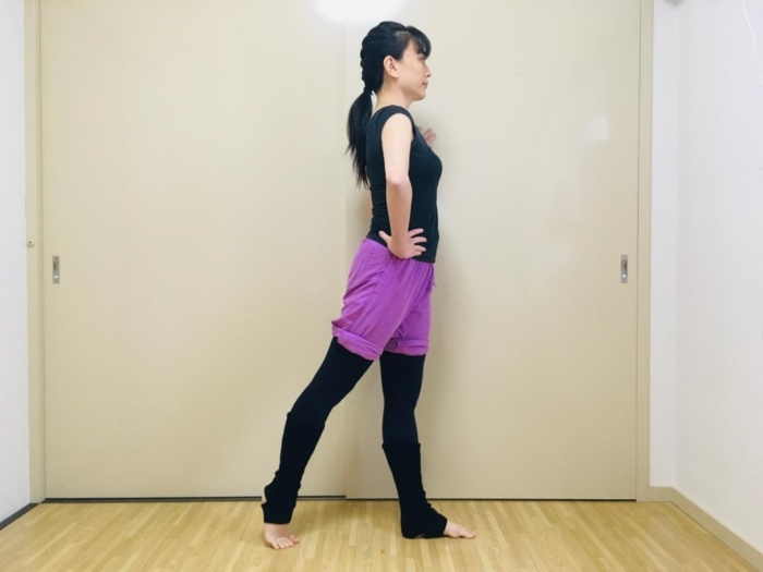 ふくらはぎの筋力強化! バレエダンサーが教える、下半身の冷え症改善エクササイズ