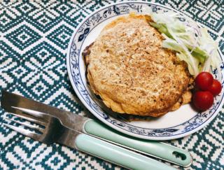 ダイエット中でもパンケーキが食べたい!「オートミール」を使ったヘルシー朝食 #Omezaトーク