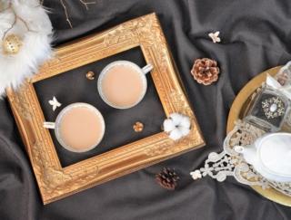 紅茶とミルクの温効果でリラックス♡紅茶専門家直伝の本格リッチな「ロイヤルミルクティー」レシピ