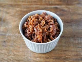 コクとうま味でご飯が一段とおいしくなる!「牛肉のつくだ煮」 #今日の作り置き