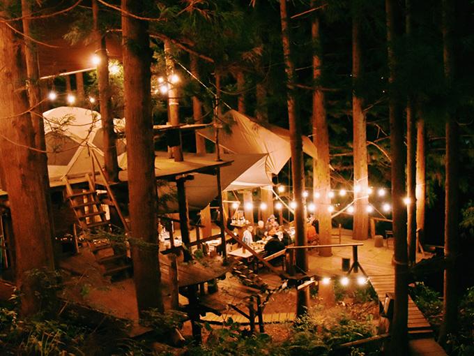 キャンプなのに温泉も瞑想も楽しめる!「Life Farming Camp」で自然を満喫してきました!