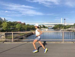 タイムランキング1位の女子プロランナー、岩出玲亜選手のメンテナンスと食事法 #アス女飯