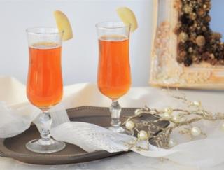 紅茶としょうがで温効果&免疫力アップ! 低糖質なのにおいしい「ジンジャースパークリングティー」