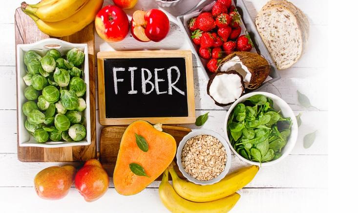 食物繊維を含む食品画像