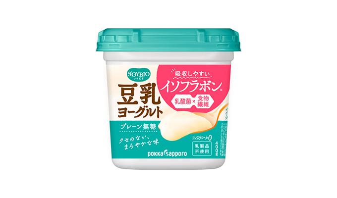 ソイビオ豆乳ヨーグルト(ポッカサッポロ)