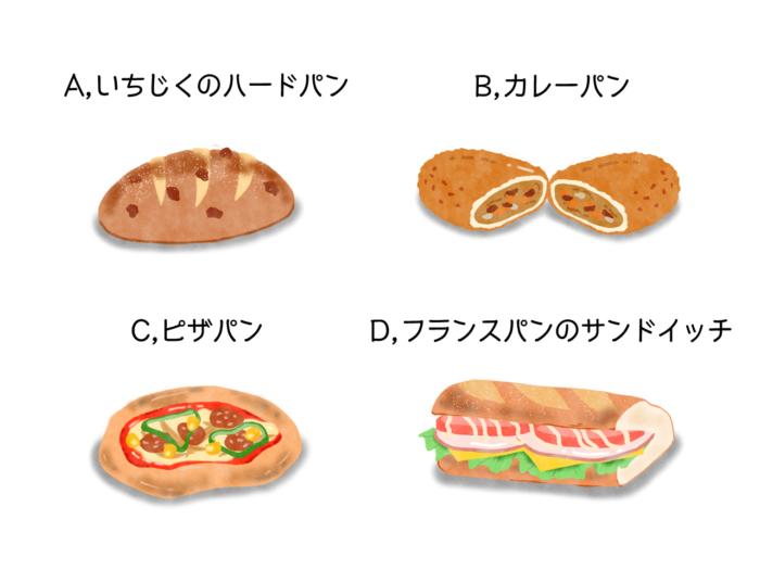 【ダイエットチョイス!】お昼を食べそこなってお腹ぺこぺこ。パン屋に入ったあなたが夕ご飯の前に1個だけ買うのにベストな選択は?~EICO式ダイエットのコツ(15)~