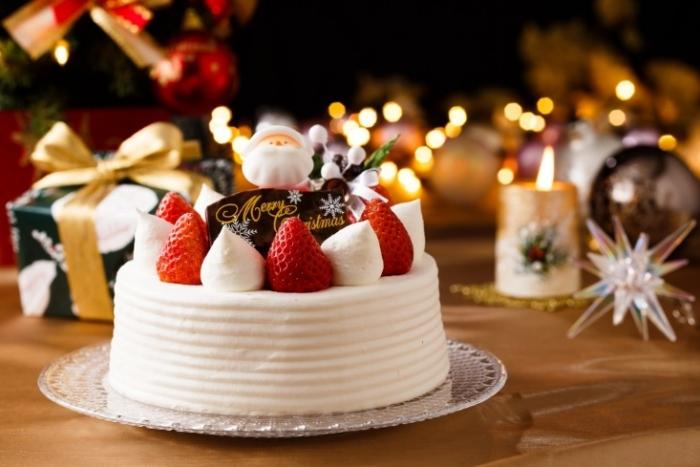 クリスマスケーキの画像(