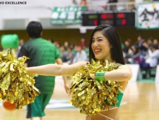 """女の子の""""憧れ""""Marinaさん! バスケットボール日本代表選手を支えるプロチアリーダー ♯アス女飯"""