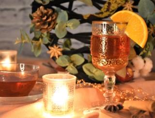 クリスマスにとっておきのアレンジティー♡ ノンアル派でも楽しめる「グリューワインティー」