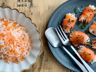 なますの定番レシピ&アレンジ!お正月にもう1品欲しいときに
