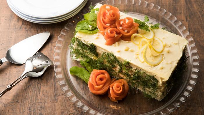 クリスマスに!プロがコツを教える野菜サンドイッチケーキレシピ