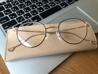 「Ciqi(シキ)」のUV・ブルーライトカット眼鏡