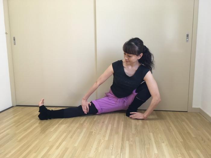 柔軟度UPで老化とケガを防ぐ! バレエダンサーが教える股関節エクササイズ